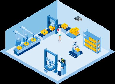 Industry 4.0 and Robotics